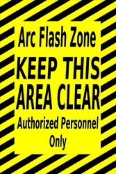 Arc Flash Zone
